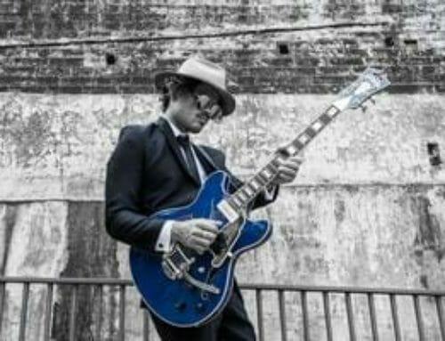 Soul in the Blues.